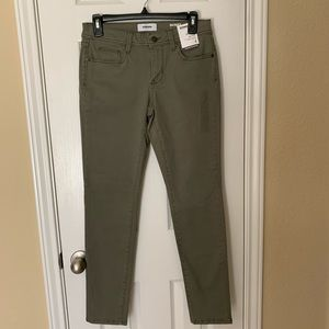 Skinny Mid-Rise Jeans, NEW